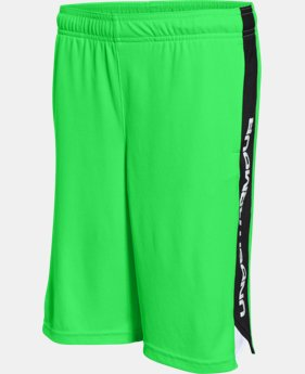 Boys' UA Eliminator Shorts   $17.24