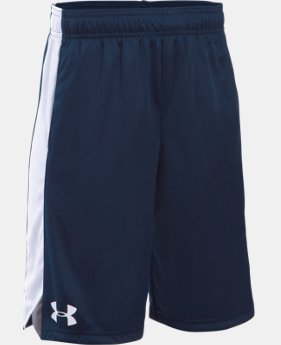 New Arrival  Boys' UA Eliminator Shorts LIMITED TIME: FREE SHIPPING 1 Color $22.99 to $29.99