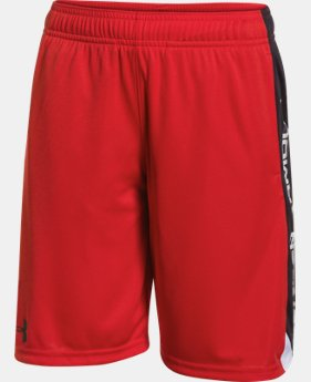 Boys' UA Eliminator Shorts  1 Color $14.99 to $18.99