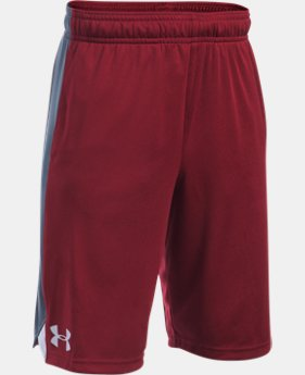 Boys' UA Eliminator Shorts LIMITED TIME: FREE U.S. SHIPPING 1 Color $11.24 to $18.99