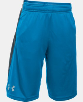 Boys' UA Eliminator Shorts LIMITED TIME: FREE U.S. SHIPPING 10 Colors $11.24 to $18.99