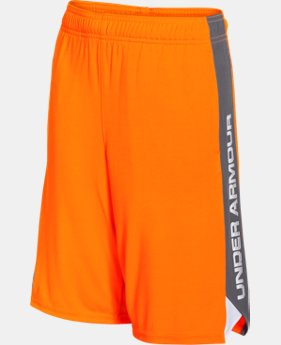 Boys' UA Eliminator Shorts LIMITED TIME: FREE U.S. SHIPPING  $11.24 to $24.99