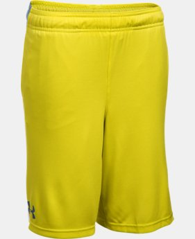 Boys' UA Eliminator Shorts  1 Color $17.24