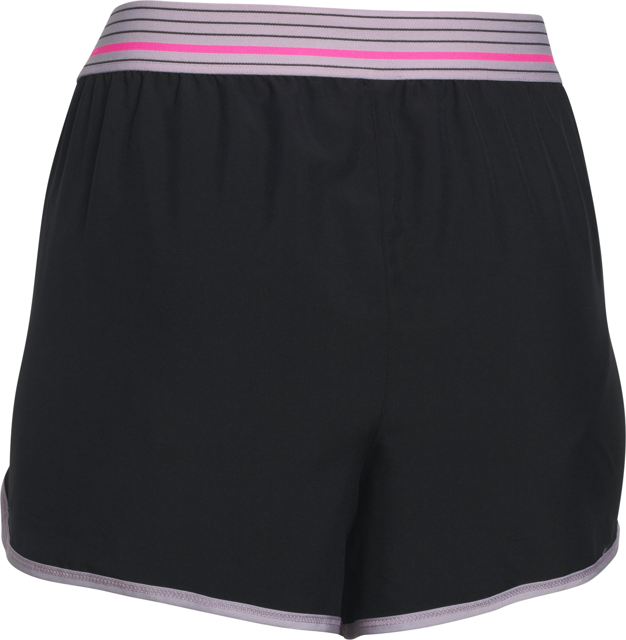 Women's UA Perfect Pace Short, Black