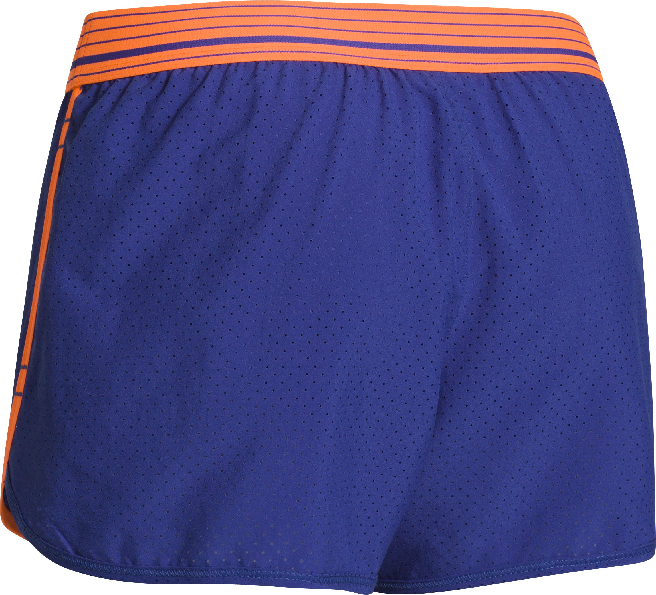Women's UA Perfect Pace Short, SIBERIAN IRIS