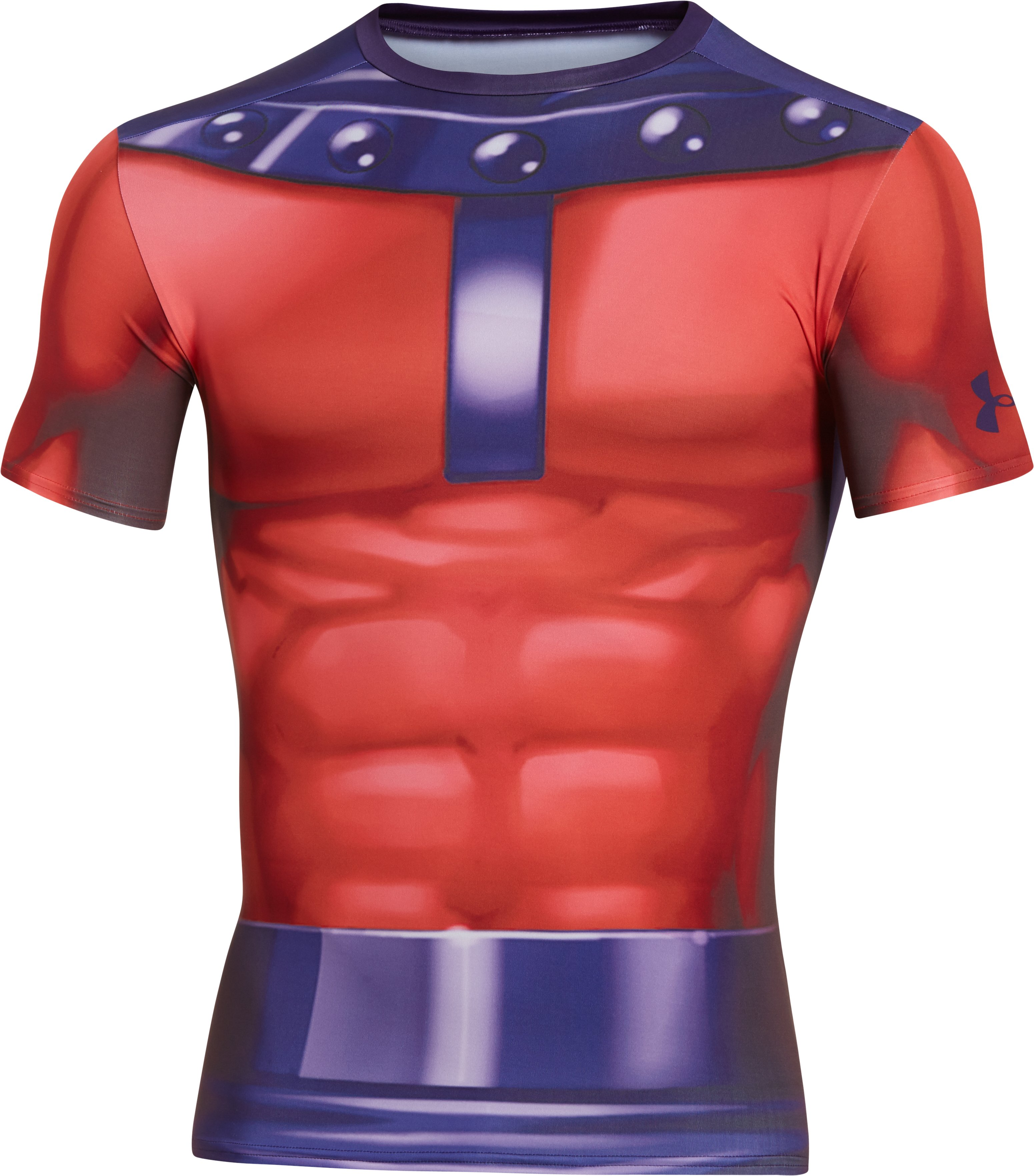 Men's Under Armour® Alter Ego X-Men Compression Short Sleeve, Red