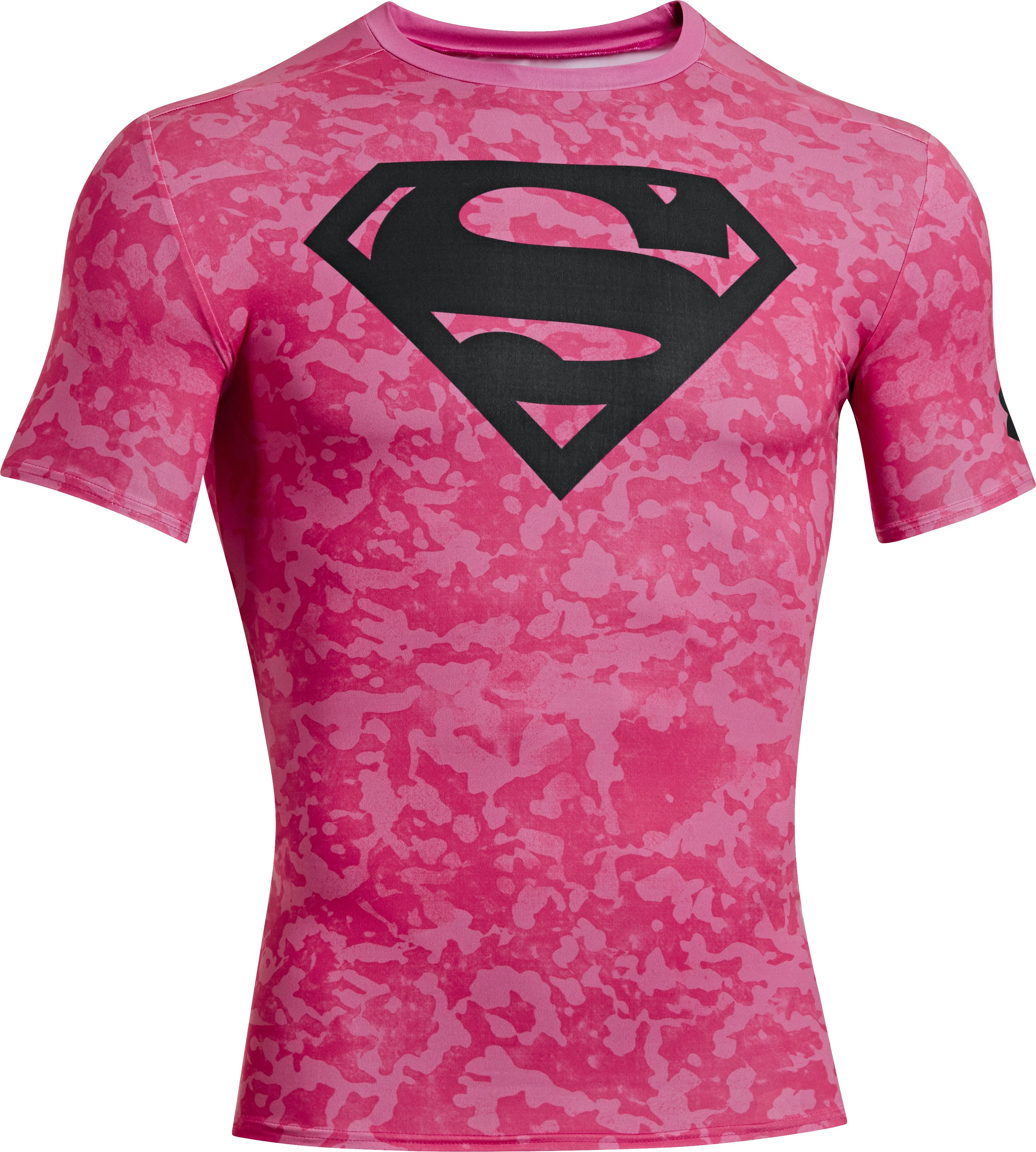 Men's Under Armour® Alter Ego PIP® Compression Shirt, Tropic Pink, undefined