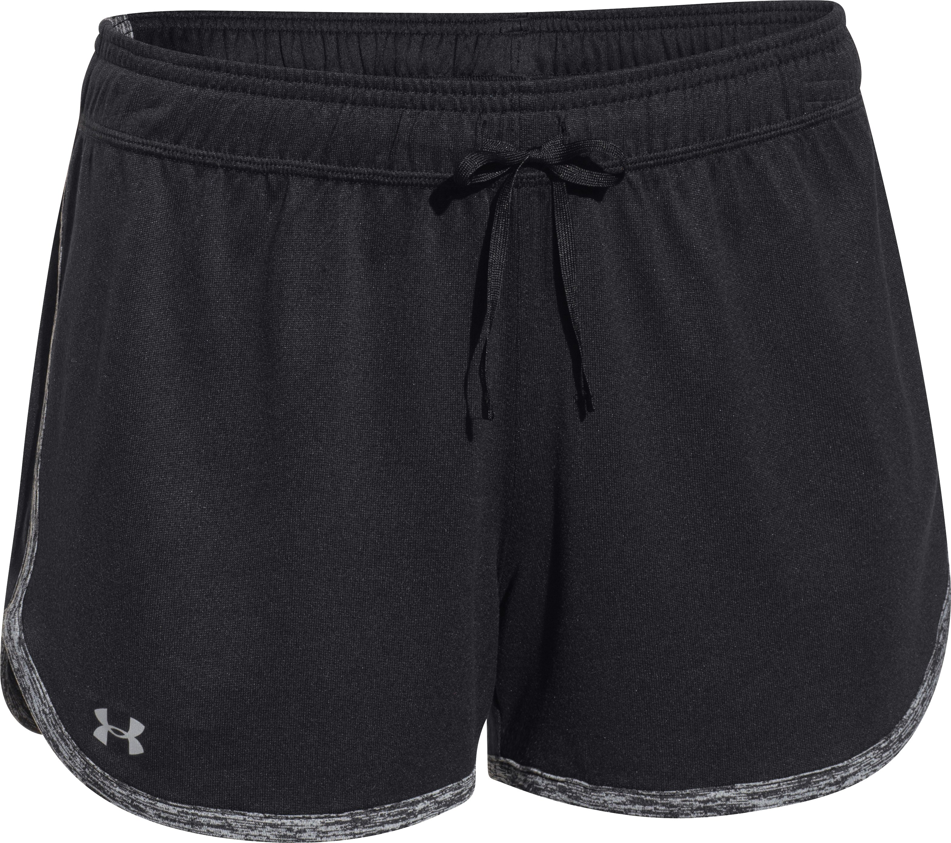 Women's UA Tech™ Shorts, Black