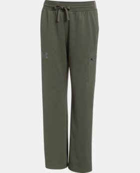 Boys' UA Combine® Training Slub Fleece Pants