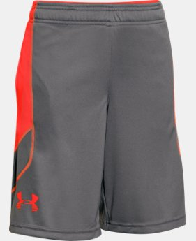 Boys' UA Tech™ Patterned Shorts  4 Colors $17.99 to $22.99