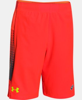Boys' NFL Combine Authentic Woven Shorts LIMITED TIME: FREE U.S. SHIPPING 1 Color $29.99