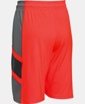 Boys' UA Crossover Basketball Shorts LIMITED TIME: FREE U.S. SHIPPING 1 Color $21.99 to $22.99