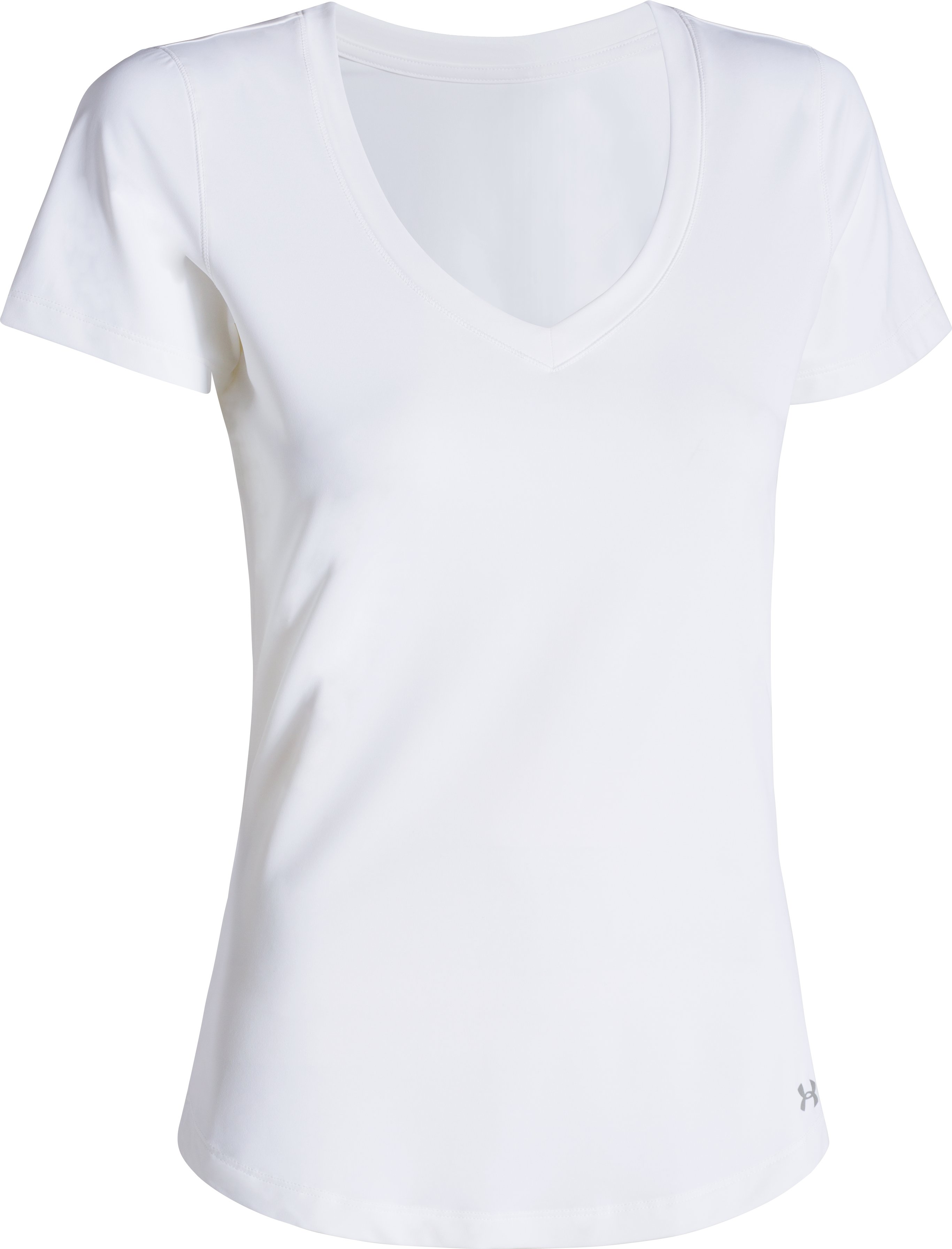 Women's UA Perfect Pace T-Shirt, White,