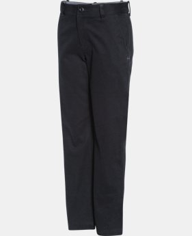 Boys' UA Utility Club Golf Pants  1 Color $52.99 to $69.99