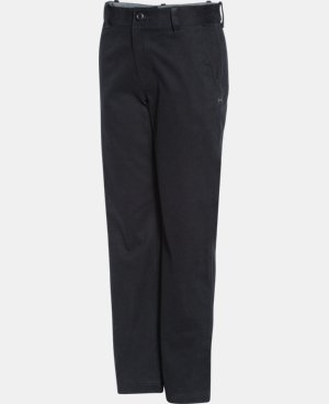 Boys' UA Utility Club Golf Pants LIMITED TIME: FREE SHIPPING 2 Colors $39.74 to $52.99