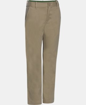 Boys' UA Utility Club Golf Pants  1 Color $52.99