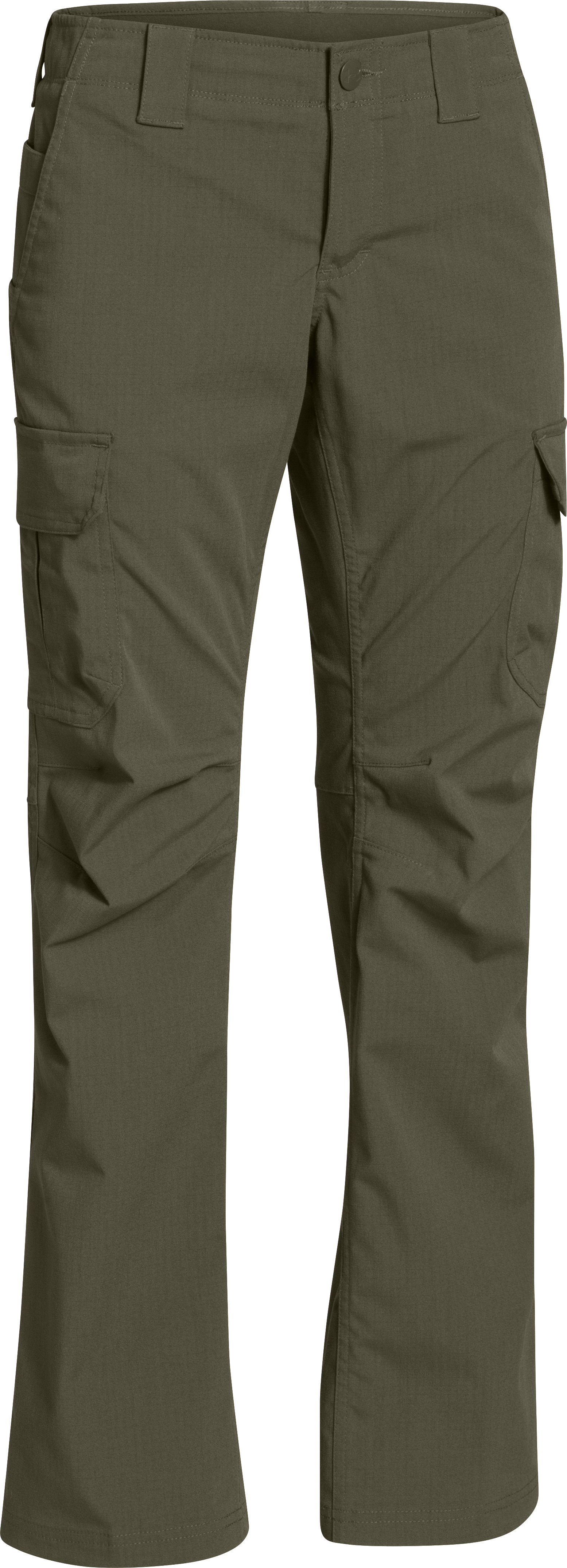 Women's UA Tactical Patrol Pant, Marine OD Green,