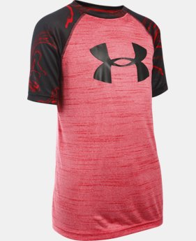 Boys' UA Tech™ Big Logo Printed T-Shirt  4 Colors $27.99