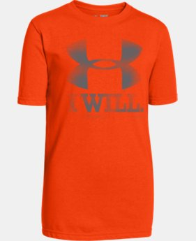 Boys' UA Contender T-Shirt  1 Color $19.99