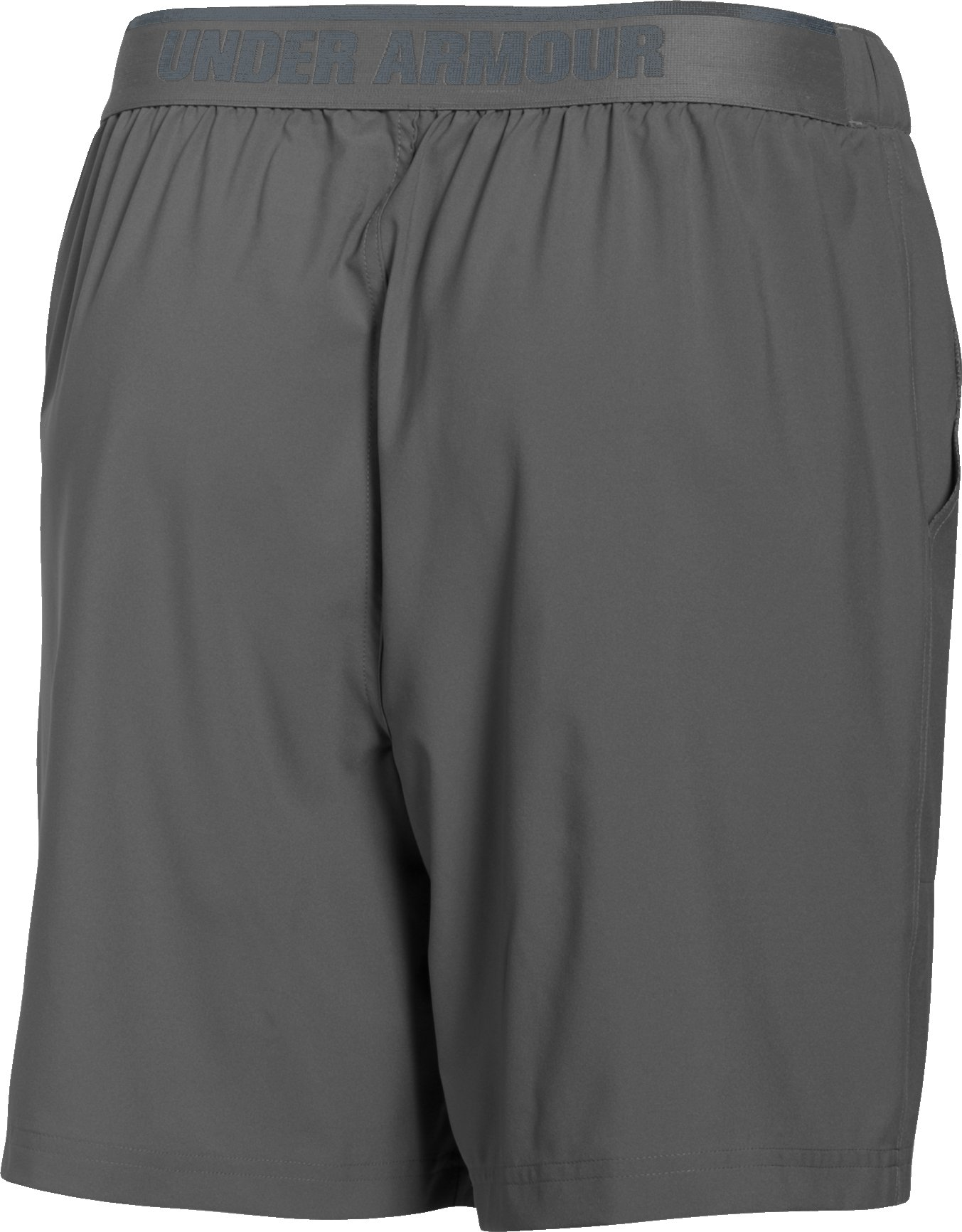 Men's UA Coastal Amphibious Board Shorts, GRANITE