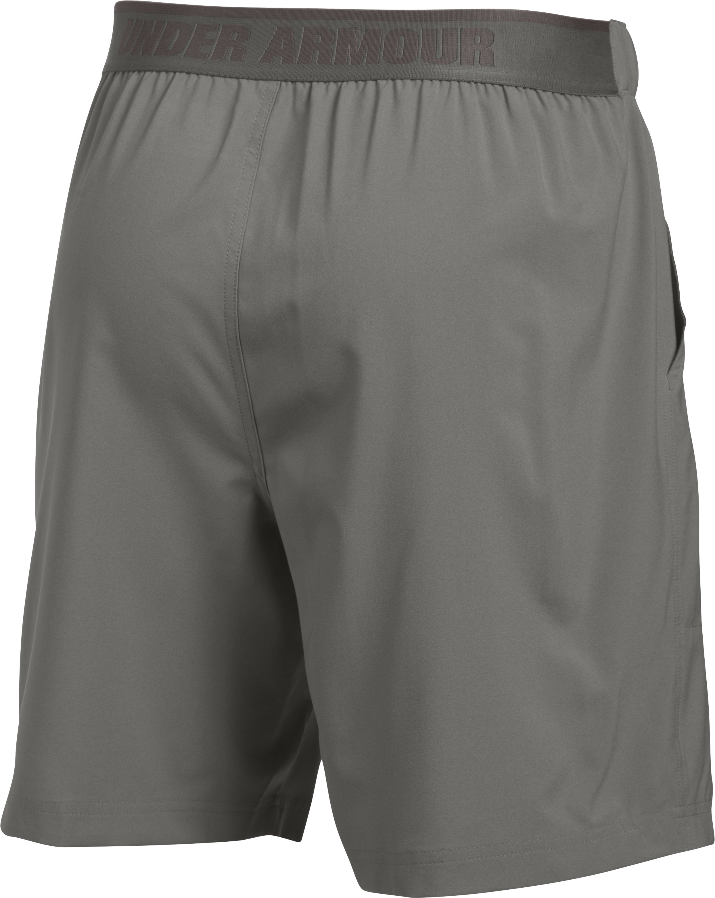 Men's UA Coastal Amphibious Board Shorts, TAN STONE, undefined