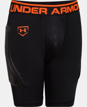 Boys' Gameday Armour® Slider LIMITED TIME: FREE U.S. SHIPPING 1 Color $33.99