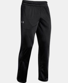 Men's UA Relentless Warm-Up Pants — Straight Leg  2 Colors $44.99