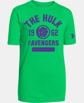 Boys' Under Armour® Alter Ego Banner 62 T-Shirt  1 Color $17.99