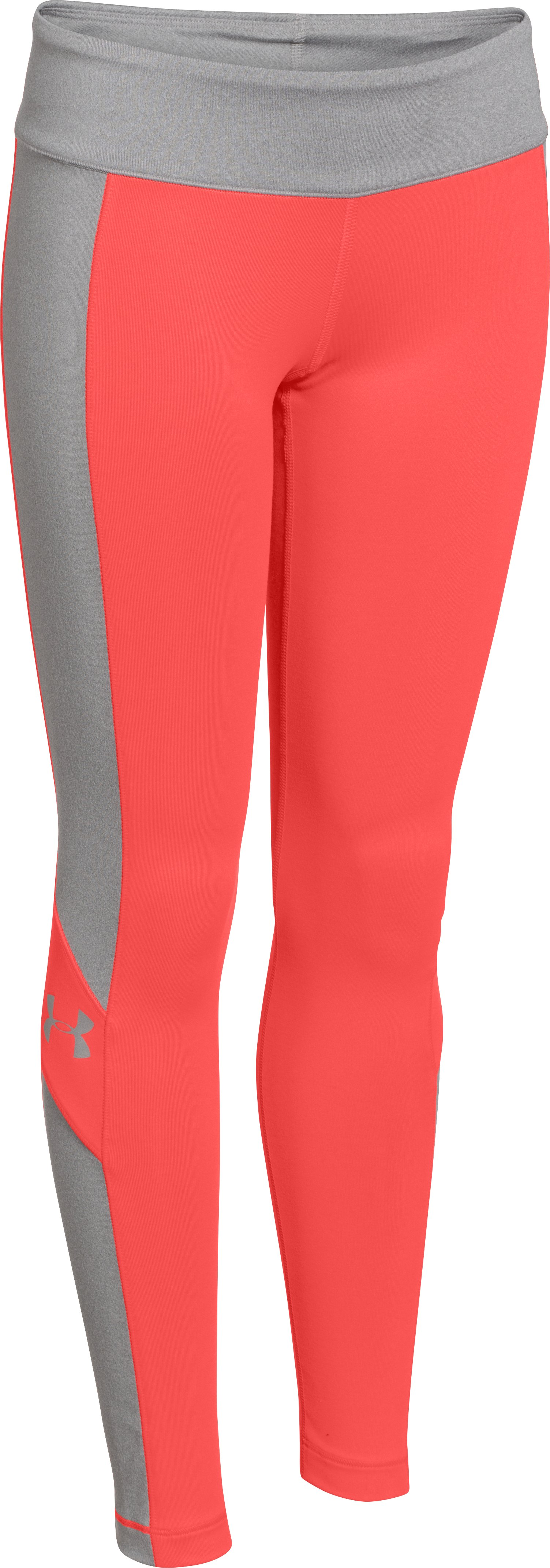 Girls' UA Rally Legging, AFTER BURN, zoomed image