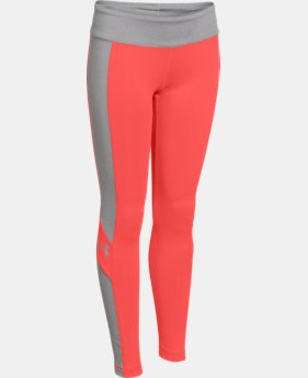 Girls' UA Rally Legging  1 Color $33.99