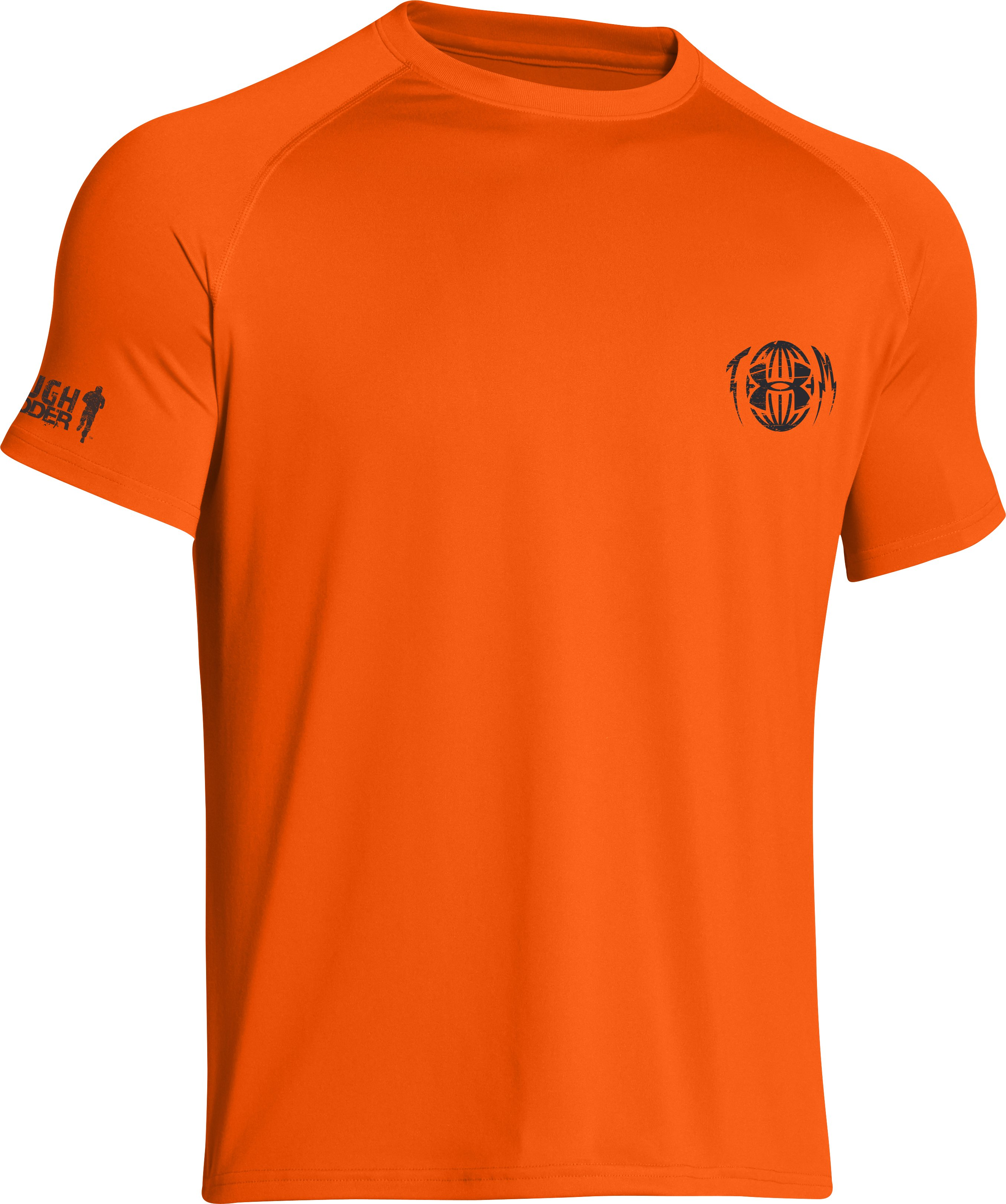 Men's UA Tough Mudder Worldwide T-Shirt, Vivid,