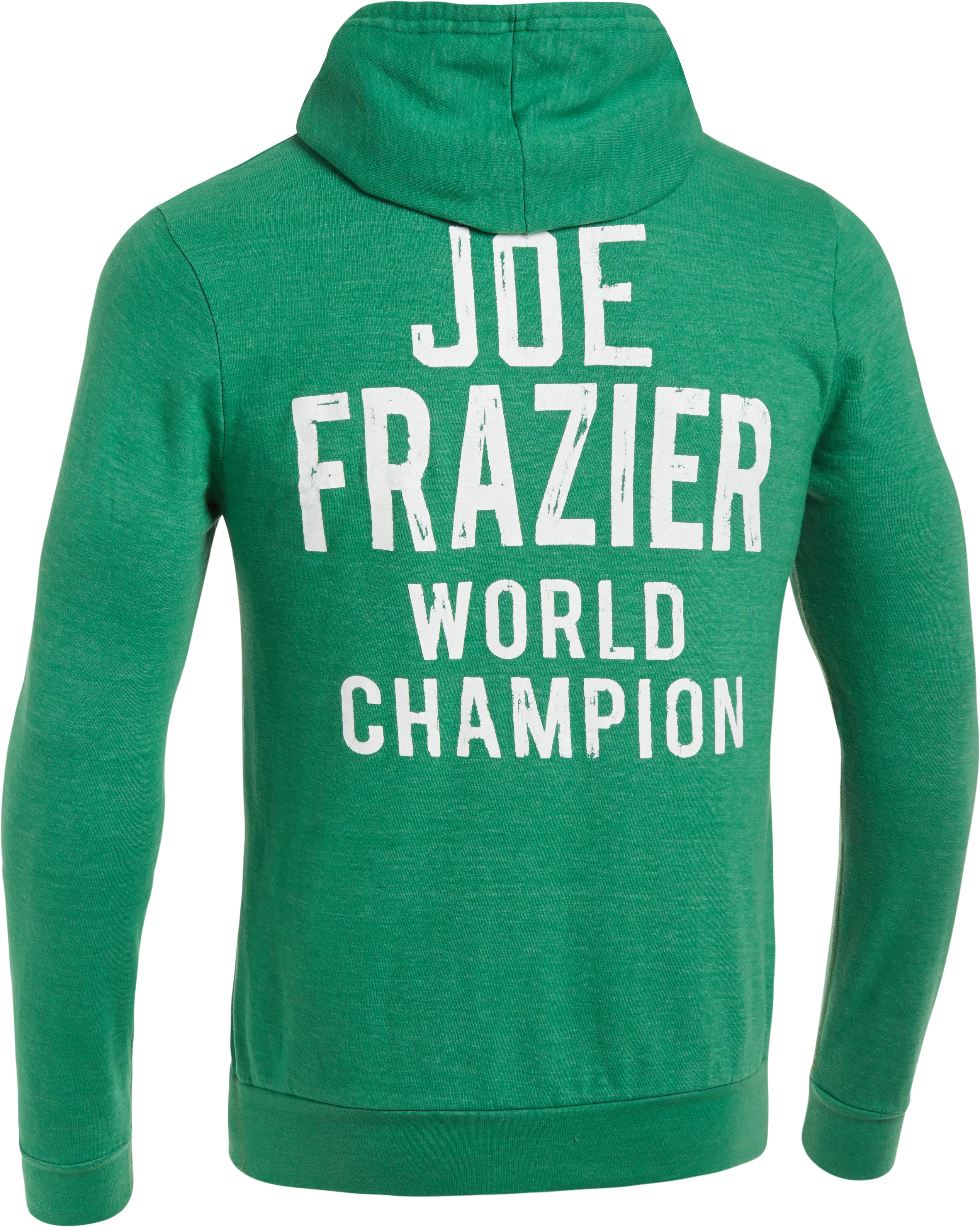 Men's Roots Of Fight™ Smokin' Joe Frazier Hoodie, Classic Green