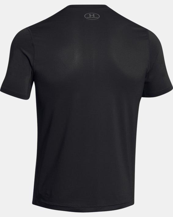T-Shirt à manches courtes UA Raid pour homme, Black, pdpMainDesktop image number 10