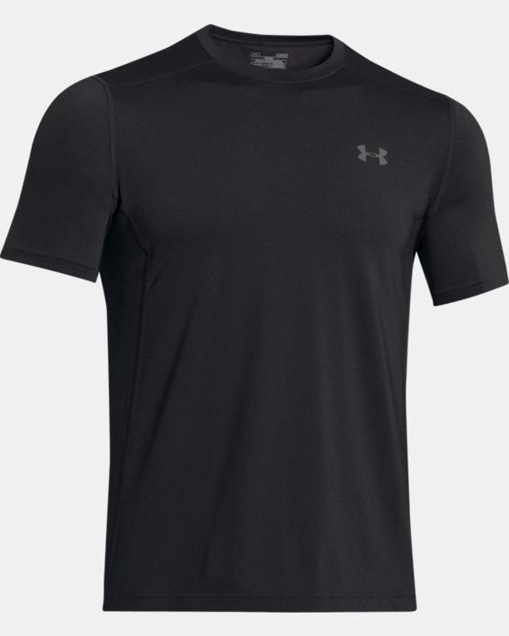 T-Shirt à manches courtes UA Raid pour homme, Black, pdpMainDesktop image number 9