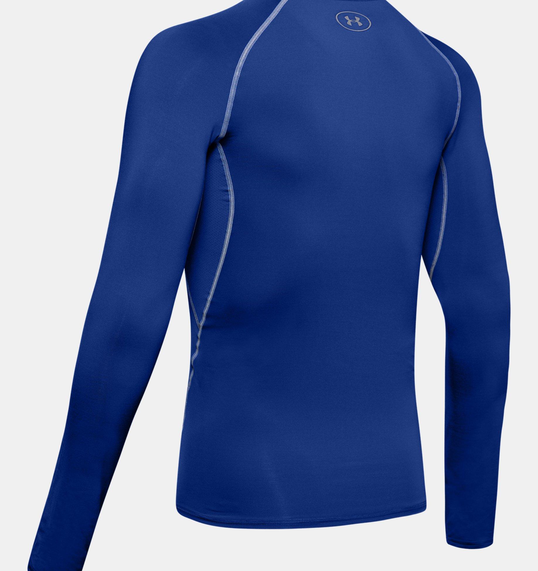 Presidente deshonesto Consistente  Men's UA HeatGear® Armour Long Sleeve Compression Shirt | Under Armour