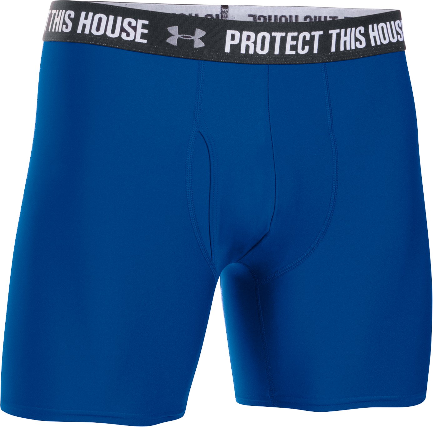 Men's UA Original Series Statement Boxerjock®, Royal,