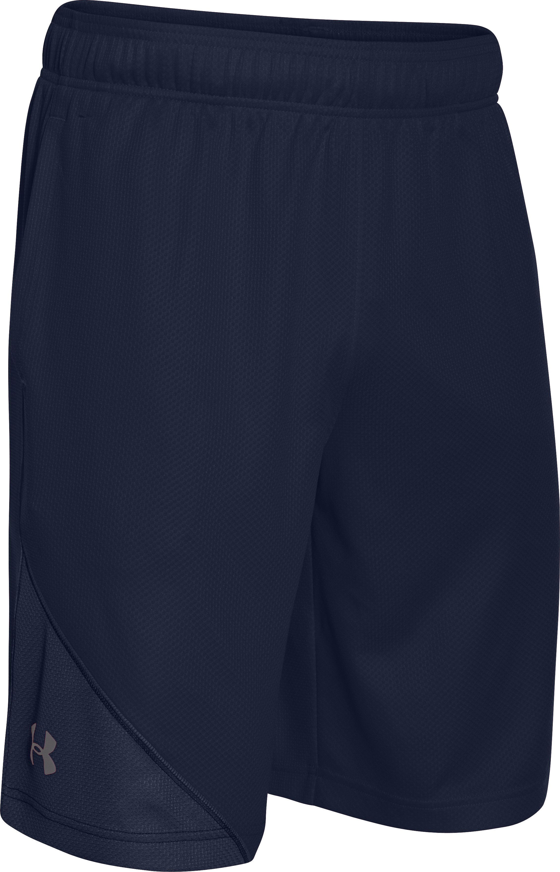 Men's UA Quarter Shorts, Midnight Navy,
