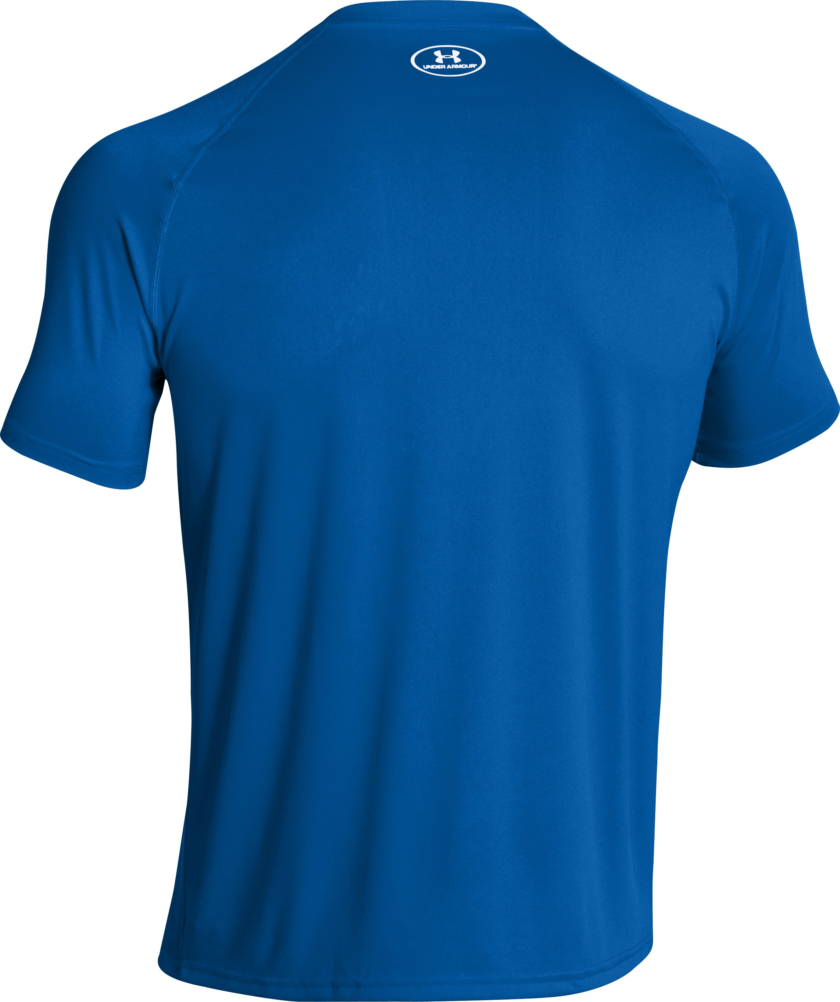 Men's Italy Under Armour® Superman T-Shirt, SUPERIOR BLUE