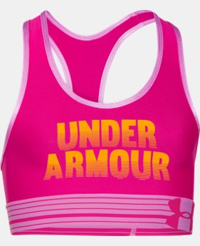 Girls' UA Power Bra LIMITED TIME: FREE U.S. SHIPPING 1 Color $14.99