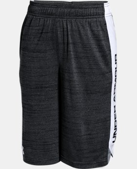 Best Seller Boys' UA Eliminator Printed Shorts  4 Colors $20.99 to $27.99