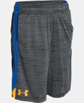 New Arrival  Boys' UA Eliminator Printed Shorts LIMITED TIME: FREE SHIPPING 1 Color $24.99 to $32.99