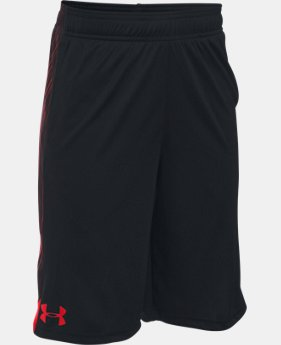 Boys' UA Eliminator Printed Shorts LIMITED TIME: FREE U.S. SHIPPING 15 Colors $15.74 to $20.99