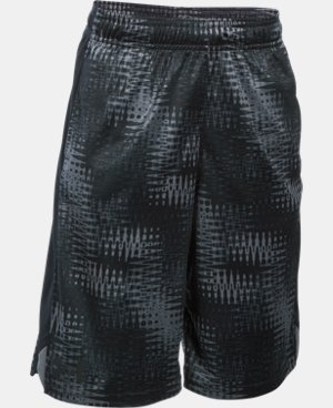 New Arrival  Boys' UA Eliminator Printed Shorts  1 Color $32.99