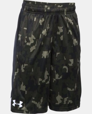 Boys' UA Eliminator Printed Shorts   $20.99 to $27.99