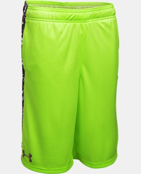 Boys' UA Eliminator Printed Shorts  4 Colors $20.99