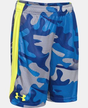 Best Seller Boys' UA Eliminator Printed Shorts  2 Colors $20.99 to $27.99