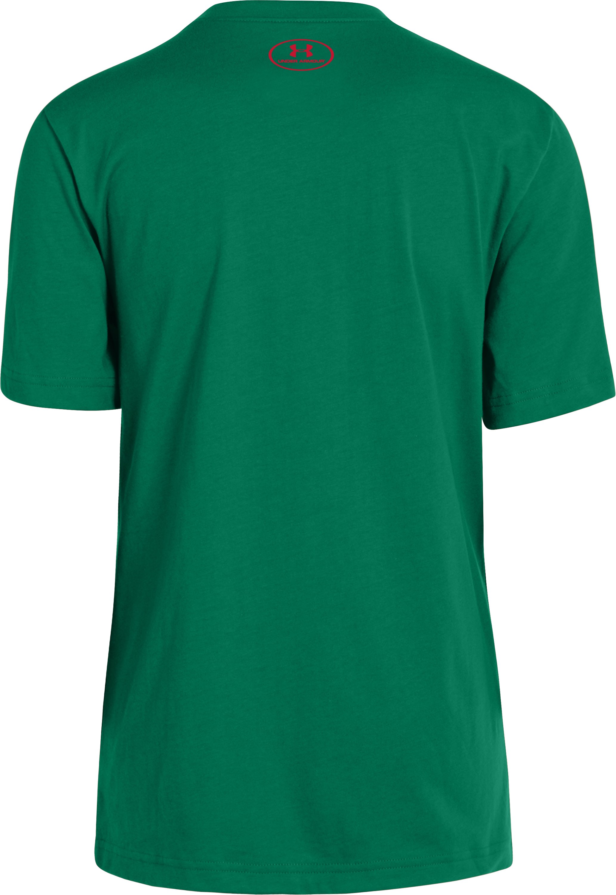 Boys' Mexico Under Armour® Alter Ego Superman T-Shirt, Classic Green