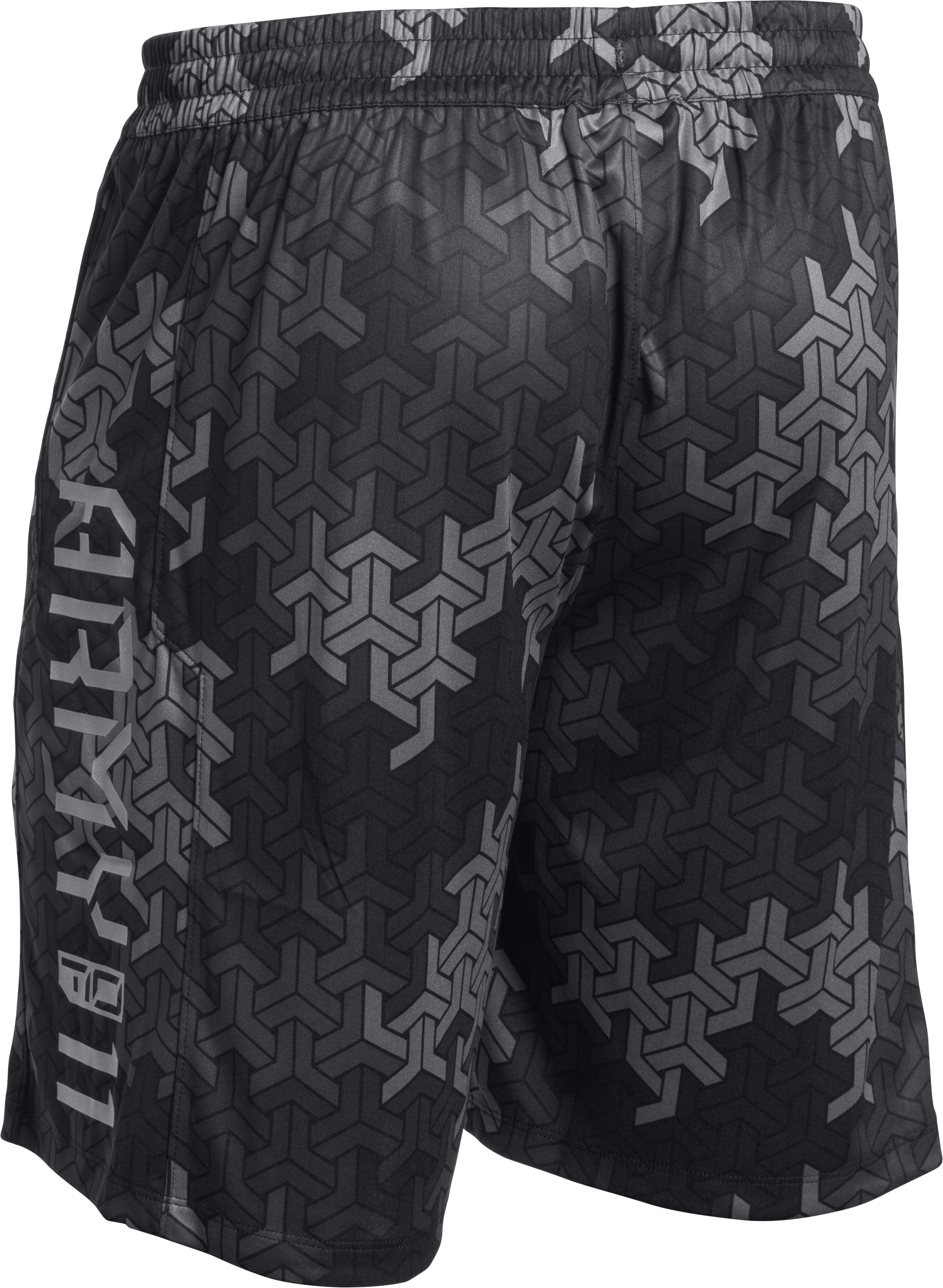 Men's UA Army Of 11 Shorts, Black , undefined