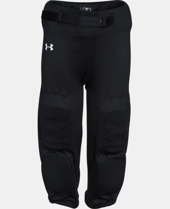New Arrival  Boys' UA Integrated Football Pants  1 Color $49.99