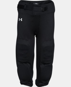 New Arrival  Boys' UA Integrated Football Pants LIMITED TIME: FREE SHIPPING 2 Colors $49.99